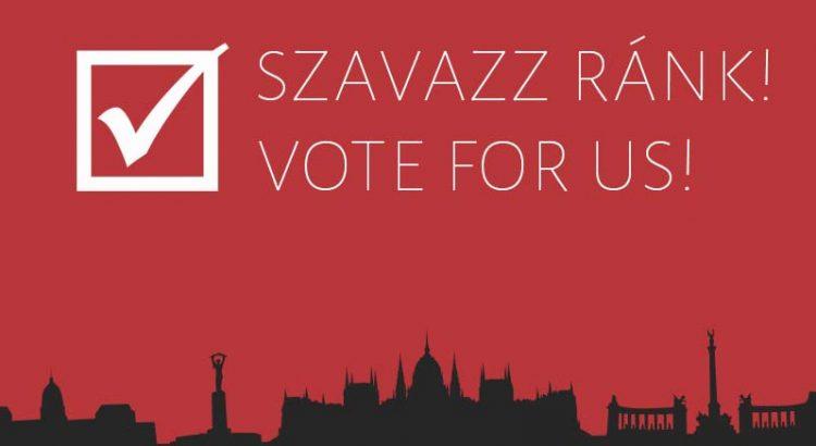 szavazz ránk