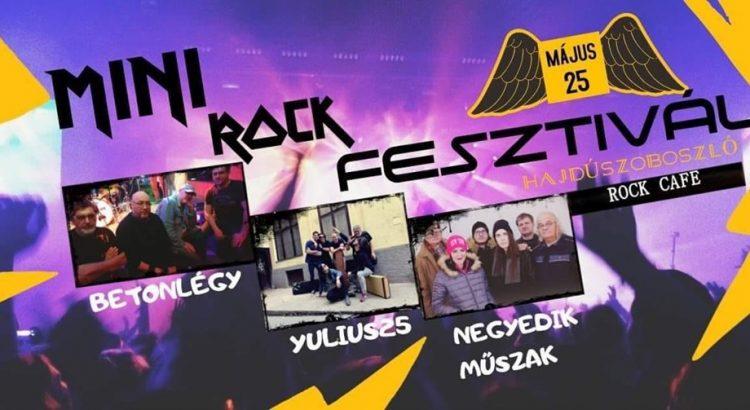 MINI ROCK FESZTIVÁL