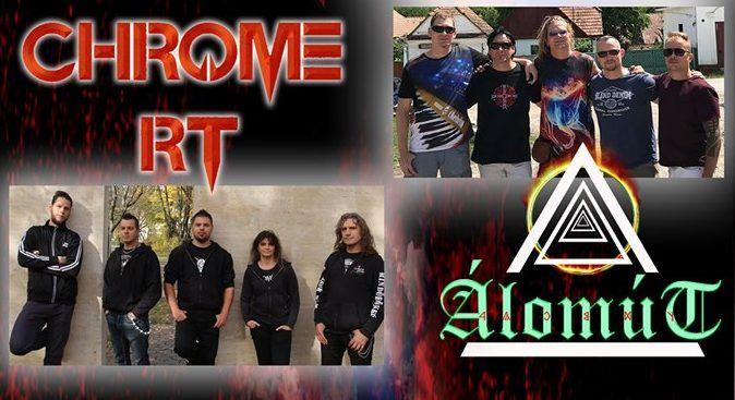 Chrome Rt és az Álomút ROCK koncertje